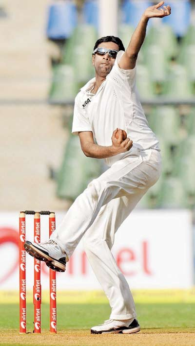 Ravichandran Ashwin - Test Cricket All-rounder