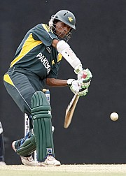 Mohammad Aamer Scored 73 Runs Against New Zealand
