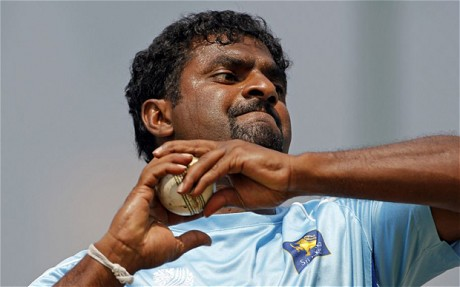 Muttiah Muralitharan - The highest wicket taker