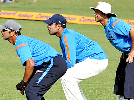 Last Australian Tour for Rahul Dravid, VVS Laxman and Sachin Tendulkar?