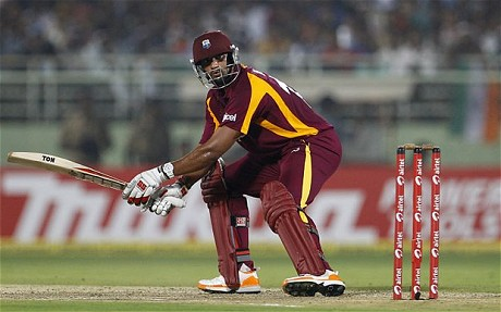 Ravi Rampaul Scored 86 Against India Batting at No. 10