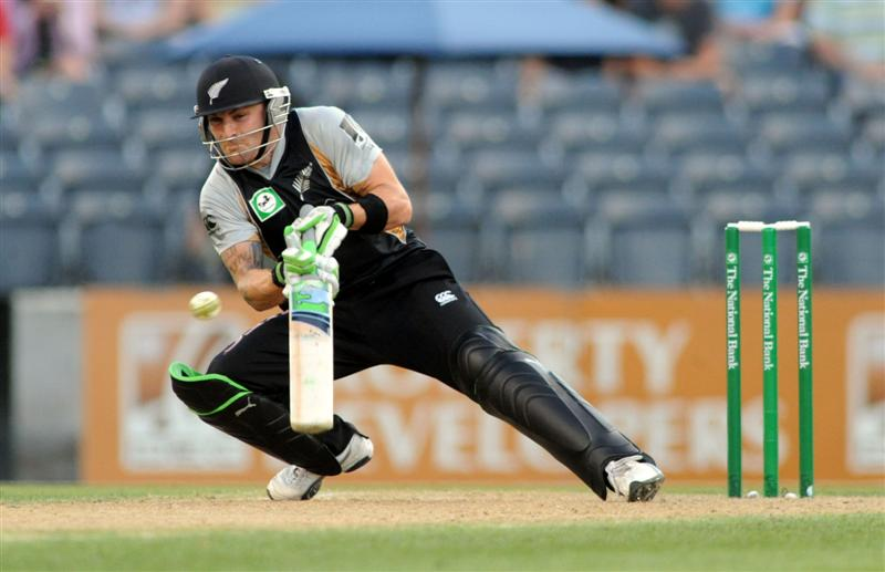 Brendon McCullum is Highest Run Scorer in T20 Cricket