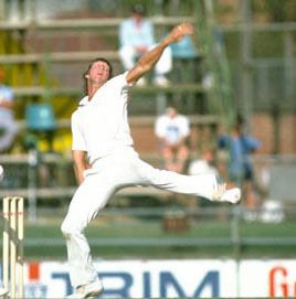 Jeff Thomson - Blood thirsty pacer