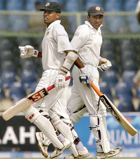 Mahela Jayawardene and Thilan Samaraweera Hold Record of Highest 4th Wicket Partnership in Test Cricket