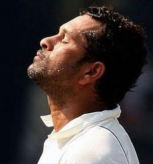 Sachin Tendulkar - Thinking of his 100th Test Century