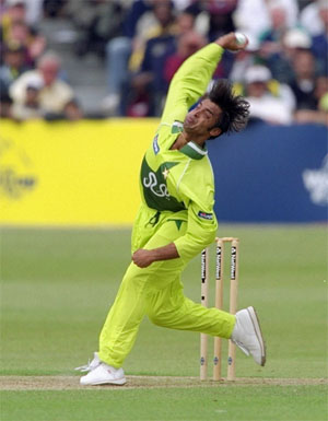 Shoaib Akhtar - The Fastet Bowler in Cricket
