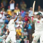 Hussey Proud to Witness Clarke's Glorious Innings