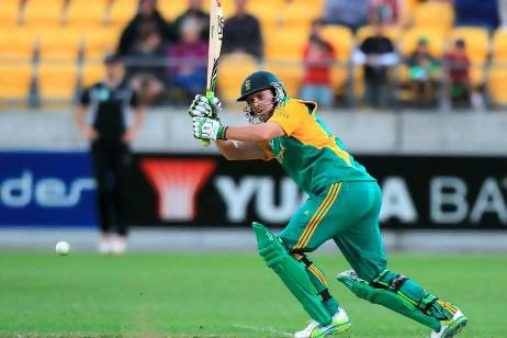 AB de Villiers smashed unbeaten ton in the 1st ODI against New Zealand