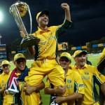 Australian Cricket Team of 2003 hold the record of longest winning streak in Cricket