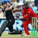 New Zealand mortified Zimbabwe by convincing third ODI and series triumph