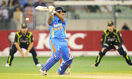 Confident Gautam Gambhir Stirred India to the first Victory in Australia