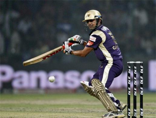 Gautam Gambhir will captain Kolkata Knight Riders in 2012