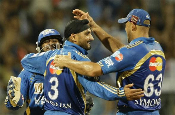 Harbhajan Singh Captained Mumbai Indians in IPL 2008