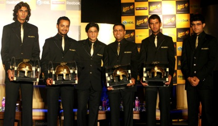 Kolkata Knight Riders Team of 2008
