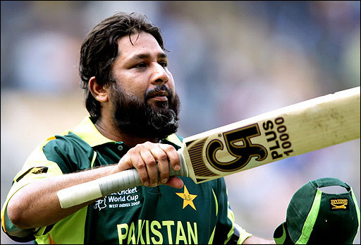 Inzamam-ul-Haq - Pakistan