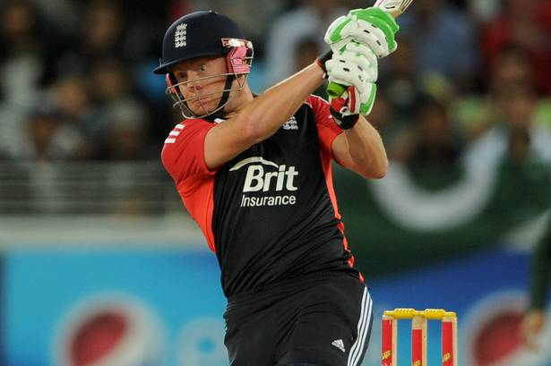 Jonny Bairstow's unbeaten 60 helped England to snatch away 2nd T20 match against Pakistan