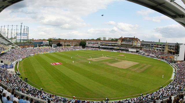 Kennington Oval London
