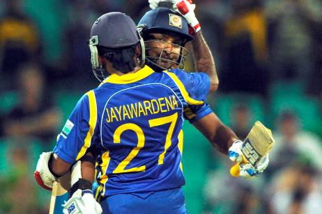 Kumar Sangakkara reached milestone of 10,000 runs in the ODI Cricket