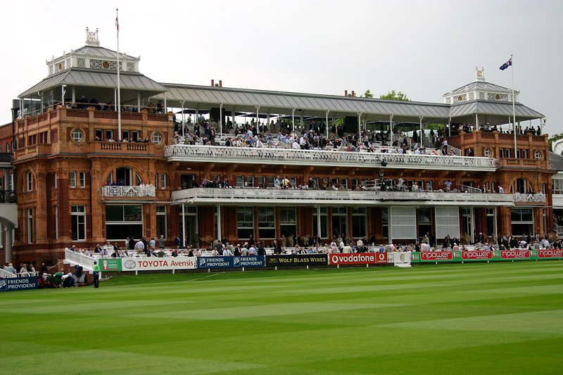 Lord's Cricket Ground Pavillion