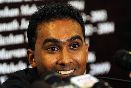 Mahela Jayawardene - 40 runs more and we would have won the match!