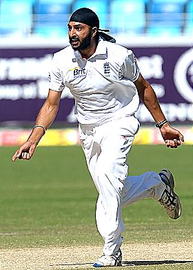 Monty Panesar - Successful comeback