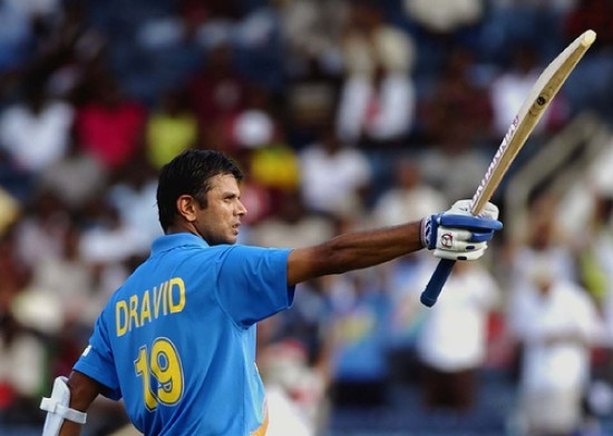 Rahul Dravid - India