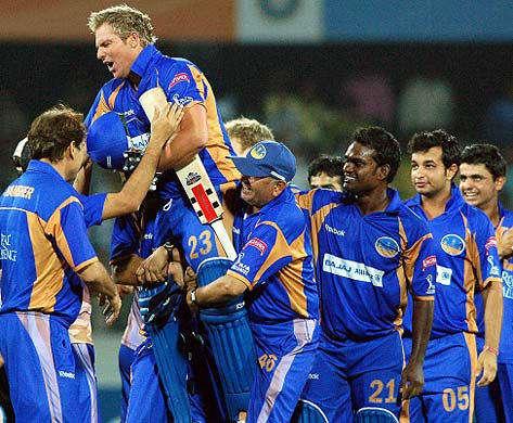 Rajasthan Royals in IPL 2010