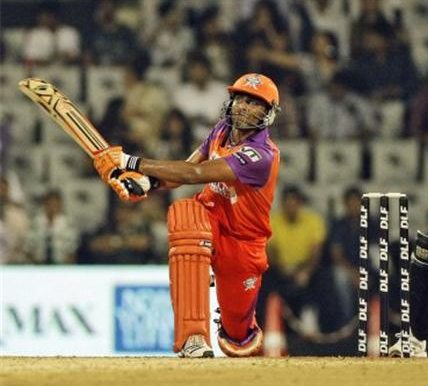 Ravindra Jadeja - the most expensive player of IPL 2012