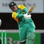 Richard Levi Smashed Fastest Century in T20 while butchering New Zealand bowling