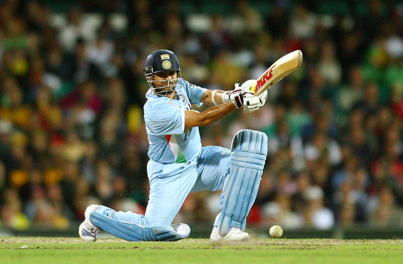 Sachin Tendulkar holds the record of most 90s in ODI Cricket