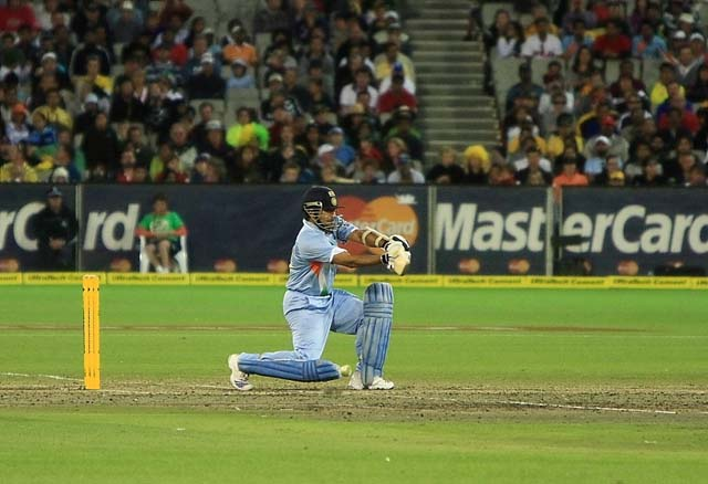 Sachin Tendulkar holds record of the most runs in a calendar year in ODI Cricket