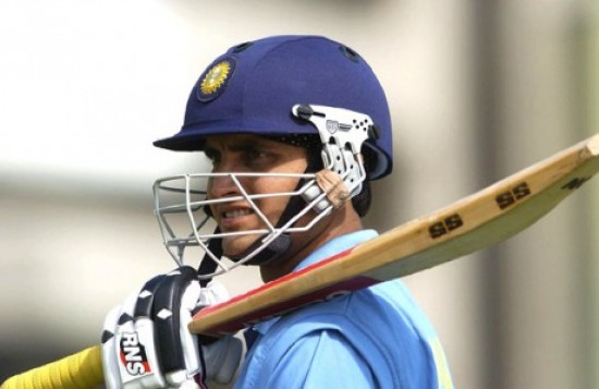 Sourav Ganguly - India