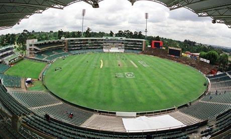 The Wanderers, Johannesburg