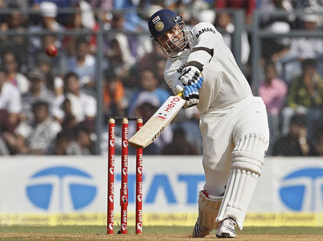 Virender Sehwag&#039;s Test Cricket Debut Century Vs South Africa in November 2011