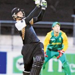 Determined New Zealand beat South Africa in T20 opener