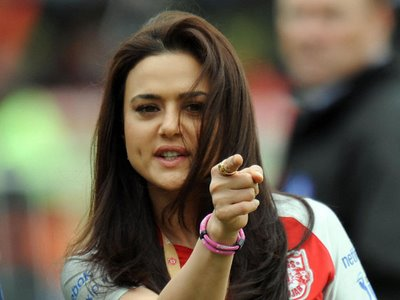 Preity Zinta - the sweet eye candy for all