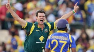 Clint McKay - demolished Sri Lanka by grabbing five important wickets