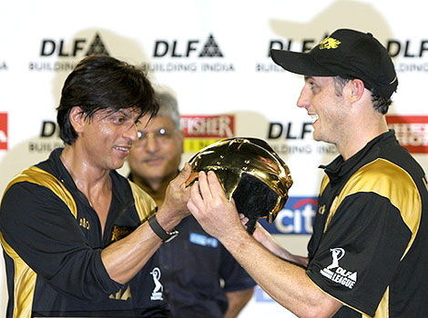 David Hussey played for Kolkatta Knight Riders in IPL