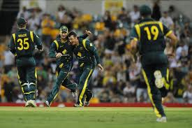 David Hussey, emerging as a match winning bowler