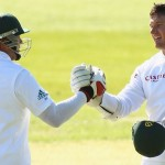 South Africa in command after tons from Graeme Smith and Jacques Kallis against New Zealand  first Test