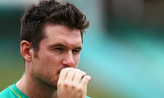 Graeme-Smith-disappointed by rain which resulted a draw