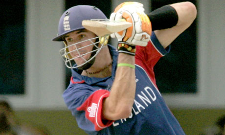 Kevin Peitersen in ICC Cricket World Cup 2007