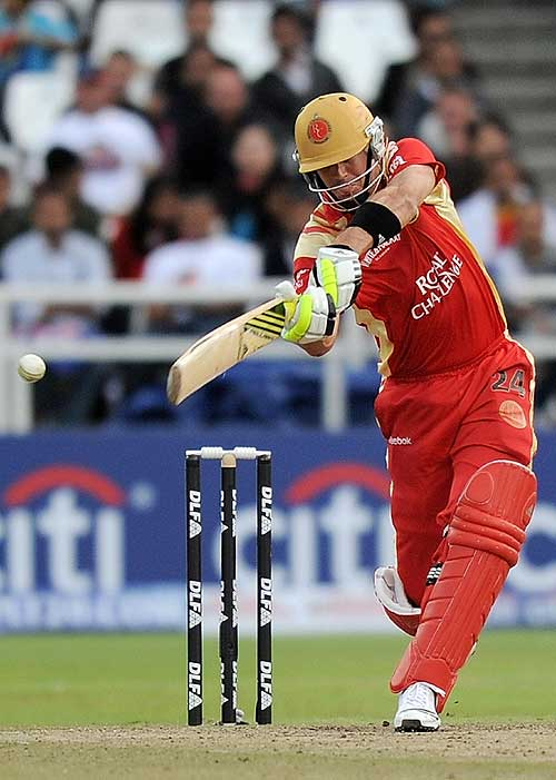 Kevin Pietersen in IPL played for Royal Challengers Bangalore