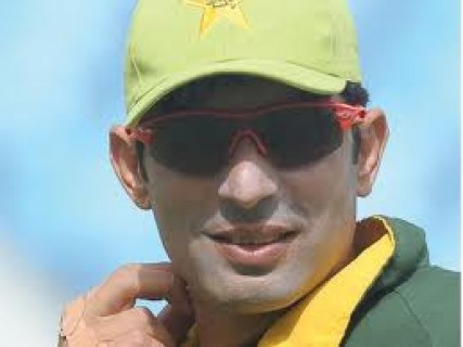 Misbah-Ul-Haq - pleased with his performance against Sri Lanka