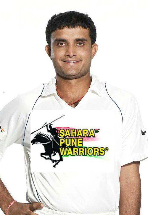 Sourav Ganguly will lead Pune Warriors in the IPL 2012