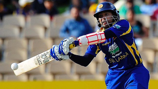 Tillakaratne Dilshan 'Player of the match' for his all round performance