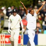Vernon Philander put South Africa back in the first Test against New Zealand