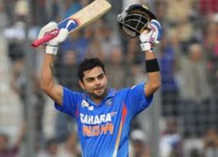 Virat Kohli - the future Idol of cricket
