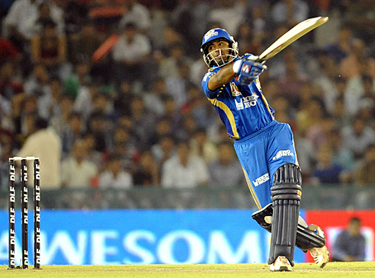 Ambati Rayudu - A splendid match winning knock of unbeaten 34 from 17 balls