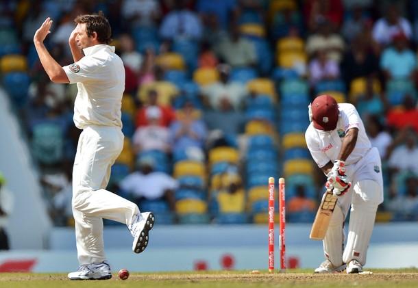 Ben Hilfenhaus - Destructive bowling in the second innings